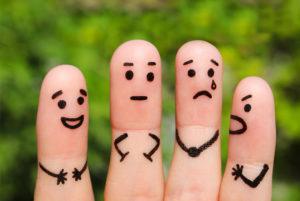 De gevolgen van negatieve emoties