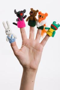 Wat zeggen de vingers?