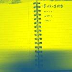 Notebook Reset- Emotions